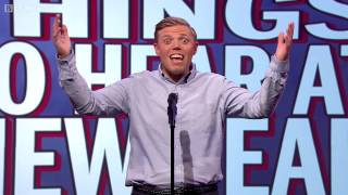 Download Unlikely things to hear at New Year - Mock the Week: Series 13 Episode 14 - BBC Two Christmas 2014 Video