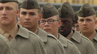 Download WHY DID THESE YOUNG MEN JOIN US MARINES? BBC NEWS Video