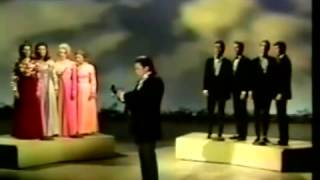 Download Johnny Cash sings The Battle Hymn Of The Republic Video