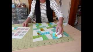 Download How to have Fun with Five Inch Squares - Let's do the Splits! - Quilting Tips & Techniques 051 Video