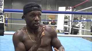 Download (MUST SEE!!!) ANDRE BERTO DESCRIBES WHAT FIGHTING FLOYD MAYWEATHER IS LIKE; GIVES BEST DETAILS Video