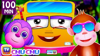 Download Five Little Monkeys Jumping On The Bed and Many More Popular Nursery Rhymes Collection By ChuChu TV Video