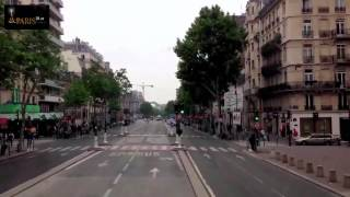 Download The Montparnasse district Video