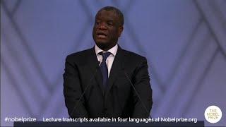 Download Denis Mukwege: Nobel Peace Prize lecture 2018 Video