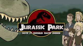 Download How Jurassic Park Should Have Ended Video
