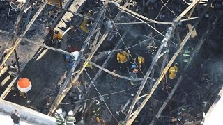 Download Emergency responders in Oakland brace for more casualties Video