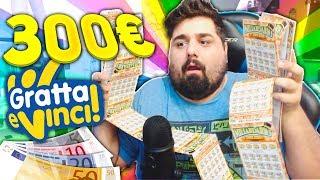 Download HO COMPRATO LA STECCA DA 300 EURO! - #11 Gratta e Vinci ITA Video