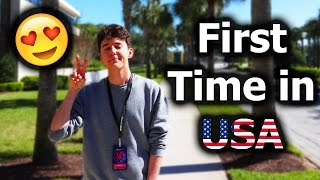 Download MY FIRST TIME IN AMERICA! Video