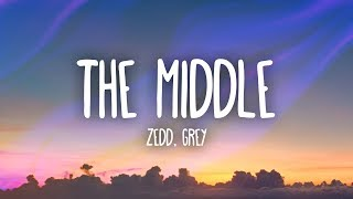 Download Zedd, Grey - The Middle (Lyrics) ft. Maren Morris Video