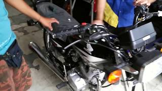 Download Honda TMX 125 Video