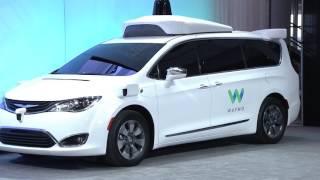 Download Waymo Keynote at NAIAS AutoMobili-D 2017 Video