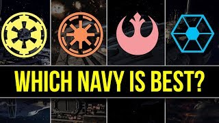 Download Which Star Wars Faction has the BEST NAVY? | Star Wars Lore Video