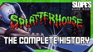 Download Splatterhouse: The Complete History - SGR Video