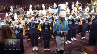 Download Southern University Select Band performing @ Mt. Zion (Nashville) - 2017 Video