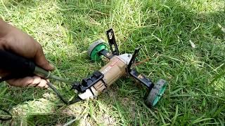 Download Buat Sendiri Mesin Potong Rumput Mini Video