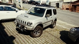 Download SUZUKI JIMNY SUPERCHARGER 126 CV FINALIZADO (ft. MVS Preparações) | VLOG #112 Video