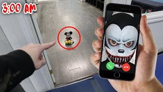 Download CALLING MICKEY MOUSE ON FACETIME AT 3 AM!! *DO NOT TRY THIS* (SCARY MICKEY MOUSE) Video