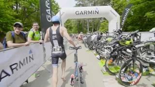 Download Garmin Iron Triathlon Piaseczno 2016 - jak pokonać triathlon? Video