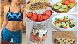 Download 7 Healthy Breakfast Ideas For The Entire Week Video