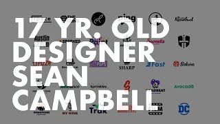 Download 17 yr Old Graphic Designer Sean Campbell—Self Taught Young Gun Video