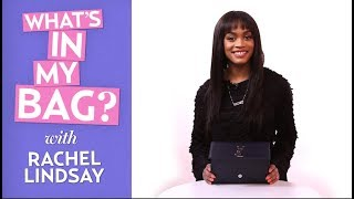 Download Rachel Lindsay WHAT'S IN MY BAG? (The Bachelor, The Bachelorette) Video