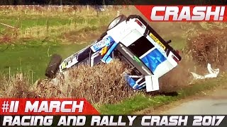 Download Week 11 March 2017 Racing and Rally Crash Compilation Video