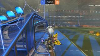 Download [RL] XP-Chael with the finish on a crazy goal setup Video