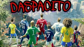 Download Daspacito with footballers NIKE THE LAST GAME Video