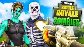 Download NEW ZOMBIES Custom Game In FORTNITE Battle Royale Video