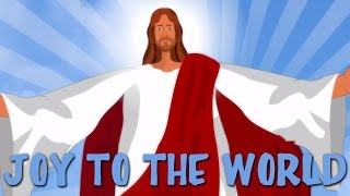 Download Joy To The World With Lyrics | Popular Christmas Carols For Kids Video