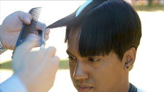 Download 도미니카공화국 남자에게 한국머리를 해줬을때 실제반응👀(!?) ENG Video