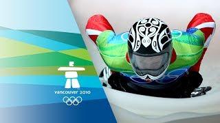 Download Jon Montgomery Wins Mens Skeleton Gold - Vancouver 2010 Winter Olympics Video
