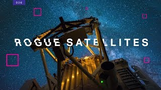 Download How four rogue satellites could change the spaceflight industry Video