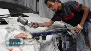 Download [ODS] Suzuki Aerio biru 2002 M8143B Video