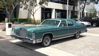 Download KBB review 1979 Lincoln Continental Video
