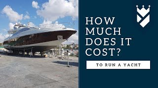 Download HOW MUCH DOES IT COST TO RUN A SUPER YACHT? Video
