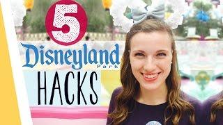 Download 5 Disneyland Hacks You Definitely Haven't Heard Before! Video