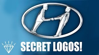 Download 10 Secrets Hidden Inside Famous Logos Video