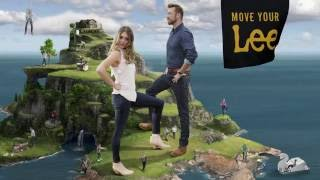 Download Lee Jeans — Move Your Lee TV Commercial | The Lee Man Video