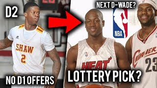 "Download ""THE NEXT Dwyane Wade"" Could Go From Division 2 to NBA Lottery Pick! Video"