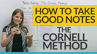 Download How to study efficiently: The Cornell Notes Method Video