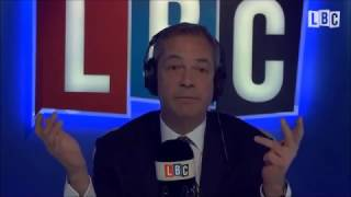 Download Nigel Farage Teaches an EU Migrant about British Democracy Video