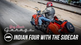 Download 1940 Indian Four with the Sidecar - Jay Leno's Garage Video