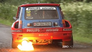 Download Eifel Rallye Festival 2016 | crash, Group B, Group S & Pikes Peak cars Video