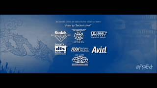 Download Final Seconds of End Credits Transitioning: New Movie Logos Edition 2 - Series 10 Set 3 Video