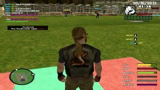 Download Český gameplay -Gta san andreas multiplayer 1. díl PRISON MOD s Awym Video