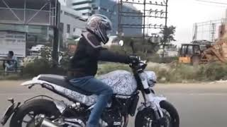 Download Upcoming Bike in India- Pune 2018| Benelli Leoncino Video