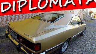 Download RARO OPALA DIPLOMATA 1980 AUTOMATICO PLACA PRETA Video