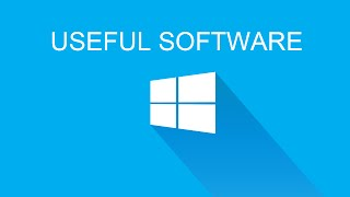 Download 10 Useful Software for Windows Computer Video