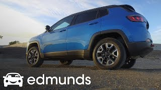 Download 2017 Jeep Compass Trailhawk | Off-Road Track Test | Edmunds Video